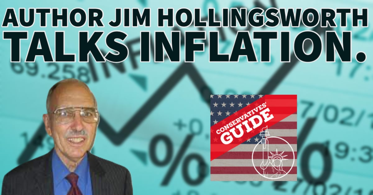 Jim Hollingsworth talks inflation