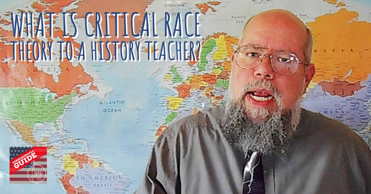 What is CRT to a History Teacher E20