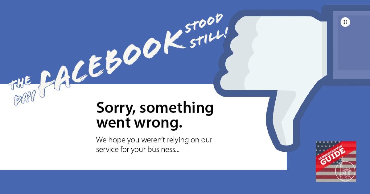 The Day Facebook Stood Still